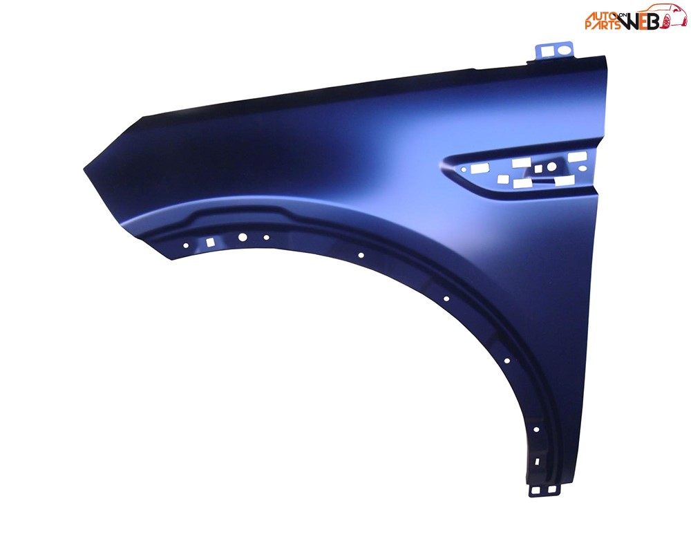 PARASASSI-PARASALE ANTERIORE SX FORD FIESTA 2008-2013 TOP QUALITY